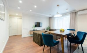 Проект и дизайн за ремонт на апартамент в София